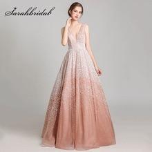 Романтические Розовые снежные Элегантные платья знаменитостей бальное платье красное ковровое платье длинные металлические напыления ткани вечерние платья L5550
