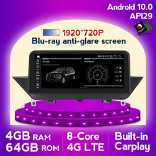 Radio-Player Android-10 BMW Multimedia Audio-Head-Unit Gps Navigation Stereo CAR