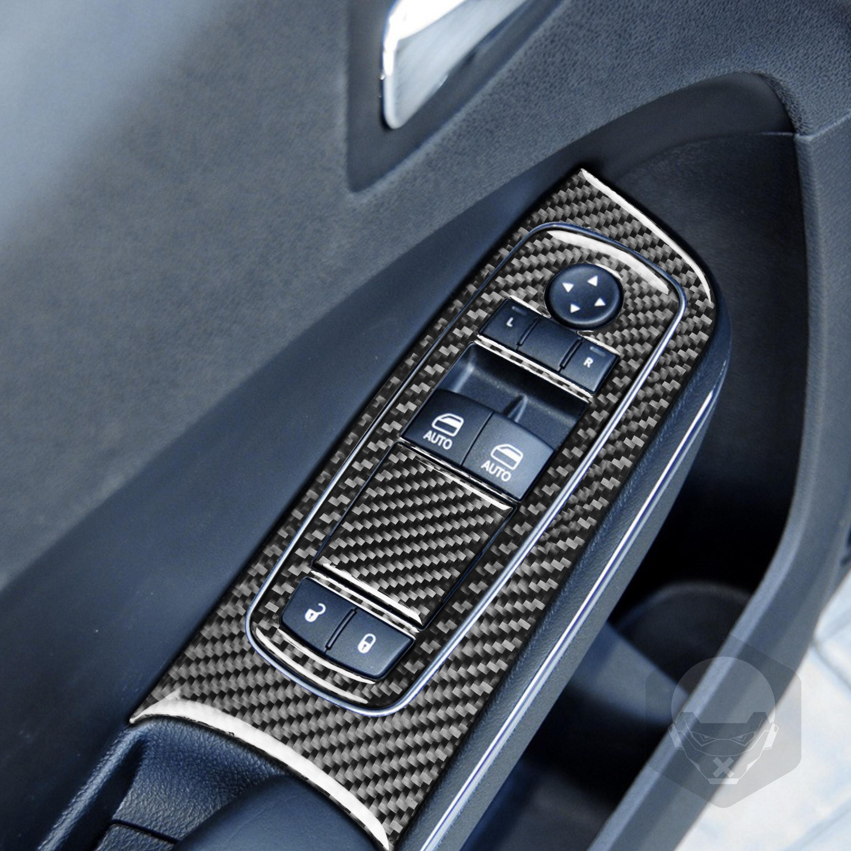 Color : Color1 Interior del coche Pegatinas La fibra de carbono de direcci/ón Etiqueta cubierta de rueda de ajuste de la cubierta Conjunto for 2007-2013 BMW Mini Cooper R55 R56 R60 R61