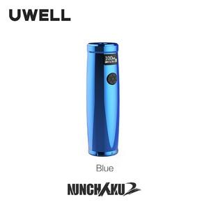 Image 3 - Uwell ヌンチャク 2 モッズ 100 ワット 6 軸 mems センサーサポート 18650 20700 21700 バッテリーフィット用ヌンチャク 2 タンク電子タバコ吸う