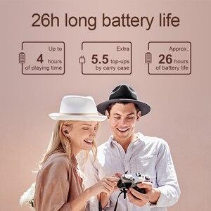 Image 4 - Haylou GT1 Pro Pin Lớn TWS Bluetooth Điều Khiển Cảm Ứng Không Dây Tai Nghe HD Âm Thanh Stereo Với Mic Kép Cô Lập Tiếng Ồn
