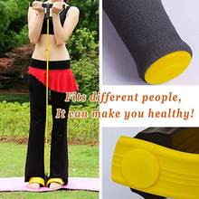 Yoga Peralatan Sit-Up Pedal Penarik Perut Tali Elastis Perlawanan Band Kebugaran Sit-Up Pelangsing Perut Yoga 1 Pcs(China)