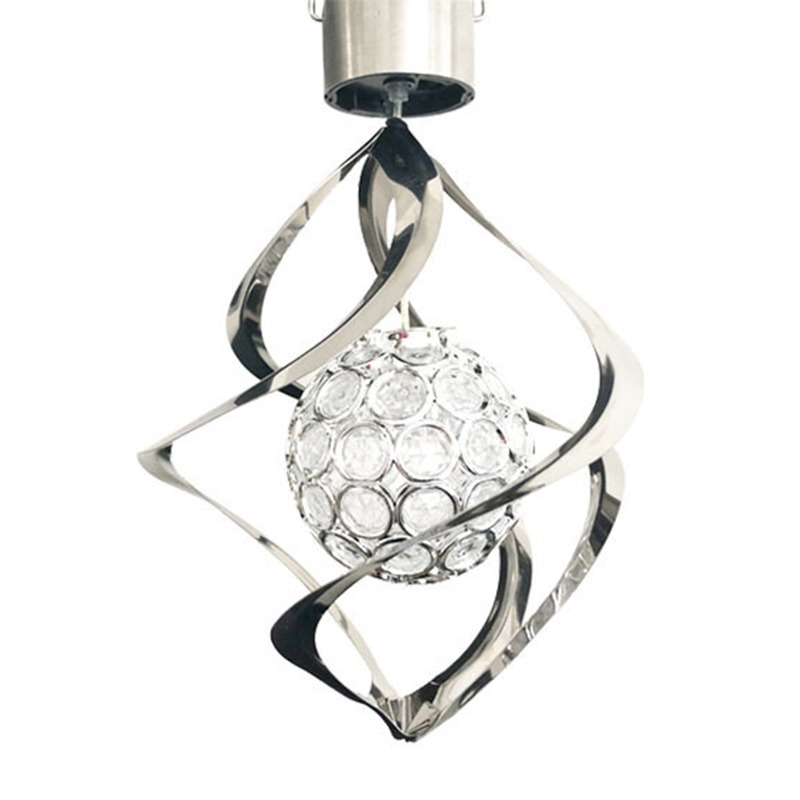 Solar Power Lights Wind Spinner LED Lamp Outdoor Hanging Wind Chime Light For Home Garden Lighting Decoration