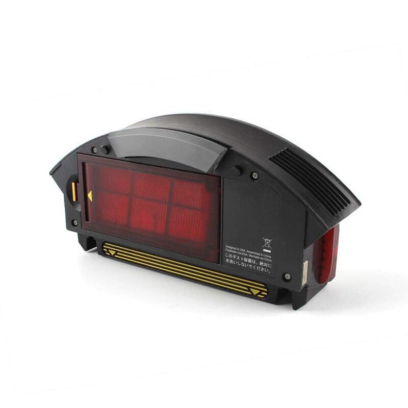 Фильтр для сбора пыли коробка для фильтра коллектор для Irobot Roomba 800 серии 870 880 960
