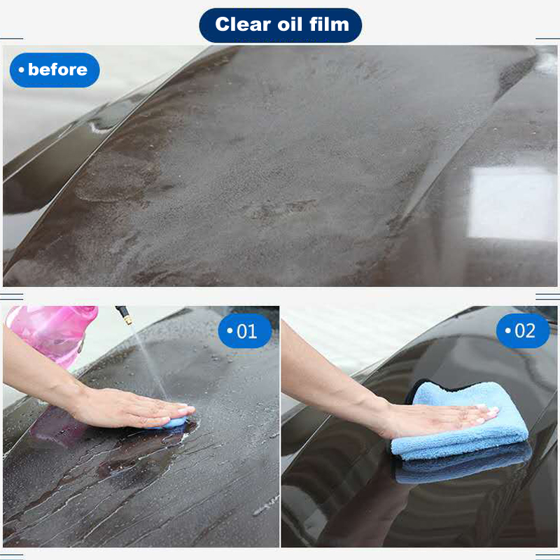 magia argila auto janela limpo da lavagem 04