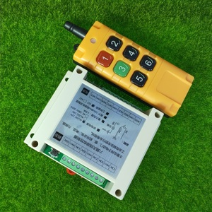 Image 3 - 500 2000m DC12V 24V 6CH 6 CH אלחוטי שלט רחוק LED אור מתג ממסר פלט רדיו RF משדר 315/433 MHz מקלט