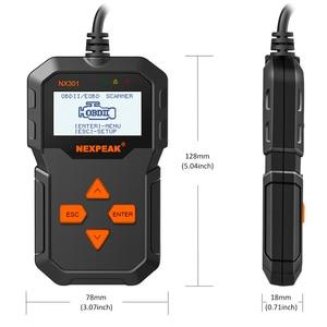 Image 3 - NX301 Scanner universel de voiture, outil de Diagnostic de voiture, lecteur de Code, plus performant que ELM327 AD310