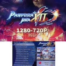 Pandora XII 3188 en 1 caja de tablero 12 arcade-versión Jamma tablero para caja de juegos recreativos máquina operada por monedas HD video Juegos HDMI VGA