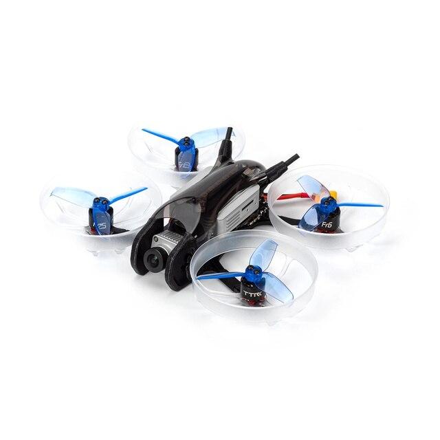TransTEC Beetle HOM 130mm F411 HD 25A CADDX Air Unit 1106 4500KV 3S 2.5inch FPV Racing Freestyle Cinewhoop HD Drones 1