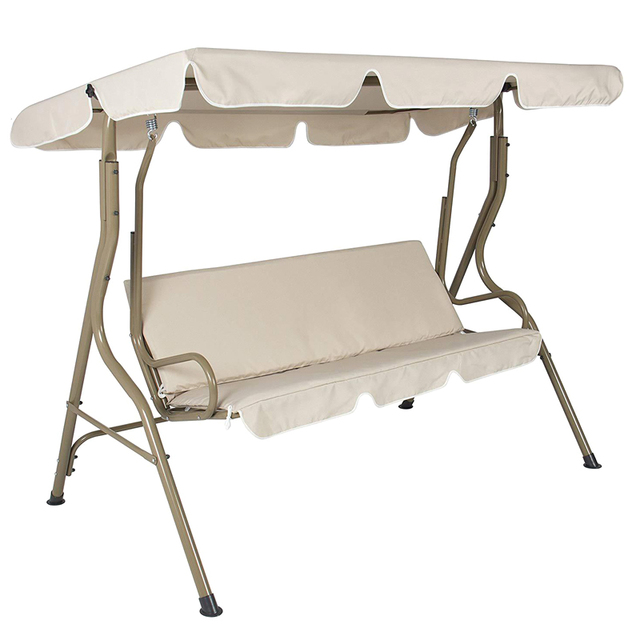 3 Seat Swing Canopies Seat  2
