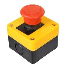 E-stop кнопочный переключатель аварийной остановки кнопка переключения один нормально открытый и один нормально закрытый