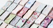Dailylike хлопковые ленты полоски тканевая лента пэчворк текстиль