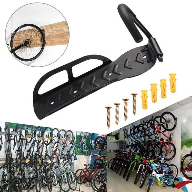 Cycling Bicycle Wall Mount Storage