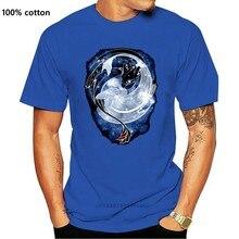Toothless Night Fury Ying Yang How To Train Your Dragon T Shirt Black Men S-6Xl Trendy Streetwear Tee Shirt