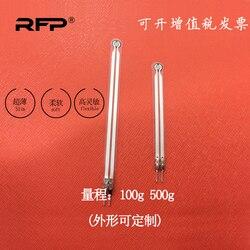 Sensor de pressão de filme fino rfp601 piezoresistive ultra-fino sensor tátil almofada do pé interruptor de pressão