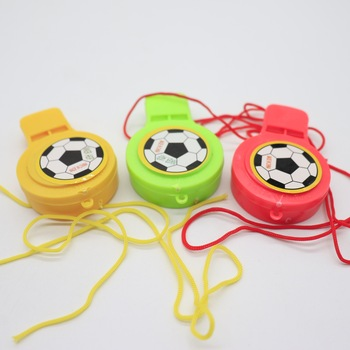 Children's Football Toys Whistle Birthday Party Props Homeschool Baby Toy Kids Toys Boys image