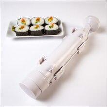 Machine à Sushi, rouleau de riz, moule à sushi, fusée à sushi, outil de bricolage, moule de cuisine