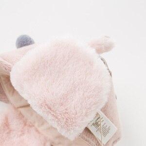 Image 5 - DB11825 デイブベラ冬女の赤ちゃん帽子キャップ子供ピンクブティック