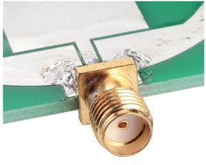 Image 3 - UWB Ultra szerokopasmowa antena 2.4Ghz 10.5Ghz 10W (40dBm) moduł impulsowy antena PCB do samodzielnego wykonania