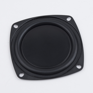 3-дюймовый басовый радиатор, Пассивный Динамик, 78 мм, Bluetooth, громкий динамик, сделай сам, резиновая кромка, вибрационная пластина, запасная часть, высокое качество, распродажа