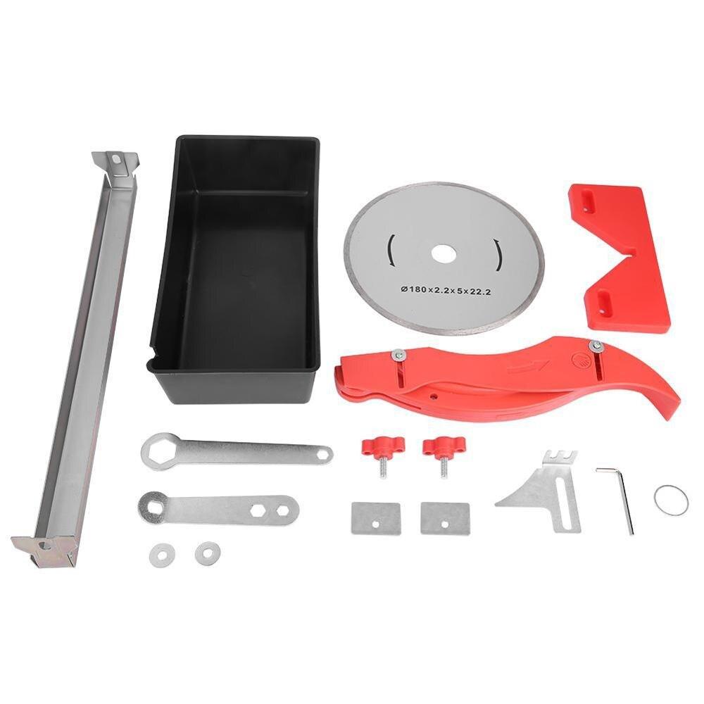Heavy Duty 600W Electric Wet Tile Cutter Cutting Machine With Cutting Blade 220V AU Plug Electric Tile Cutter