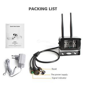 Image 5 - Беспроводная камера видеонаблюдения 3G, 4G, Sim карта, 1080P, 5 Мп
