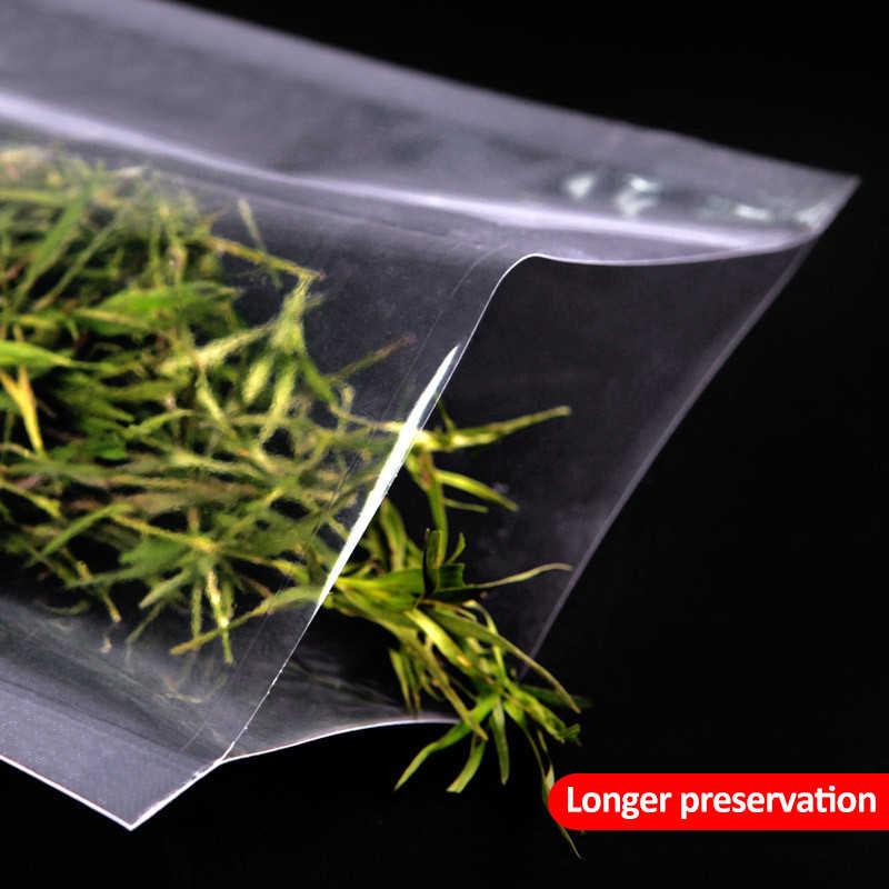 100 個真空鮮度保持袋シーラー食品保存袋包装フィルム新鮮な維持非毒性包装袋ドロップシッピング
