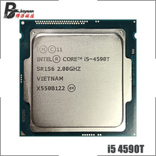 Intel Core i5 4590T i5 4590T 2.0 GHz Quad Core Quad Thread CPU Processor 6M 35W LGA 1150