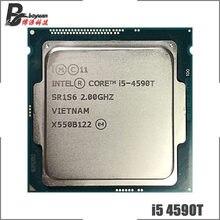 Intel Core i5-4590T i5 4590T 2,0 GHz Quad-Core Quad-Gewinde CPU Prozessor 6M 35W LGA 1150