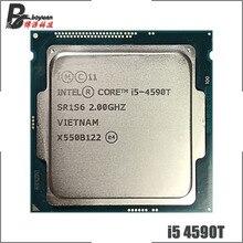 Процессор Intel Core i5 4590T i5 4590T 2,0 ГГц четырехъядерный четырехпоточный ЦПУ Процессор 6 Мб 35 Вт LGA 1150
