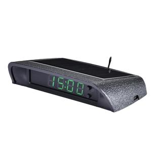 Car Clock Auto Internal Stick-