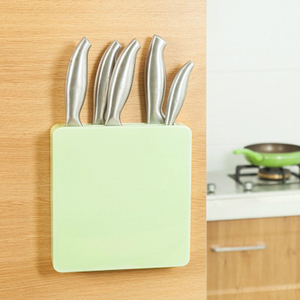 Multi-functional Knife Rack Storage Rack Kitchen Accessories Kitchen Tool For Vegetable & Fruit Cutter Wall Hang Cutter Holder