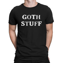 Goth Stuff Tshirts Family 2018 Clever Designing T Shirt For Men Super Famous Top Quality Anlarach Round Collar(China)