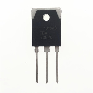 Image 5 - MOSFET de potencia n ch, 10 Uds., FDA59N25, FDA59N30, FDA69N25, TO 3P, FDA70N20, TO3P, 59A, 250V/300V