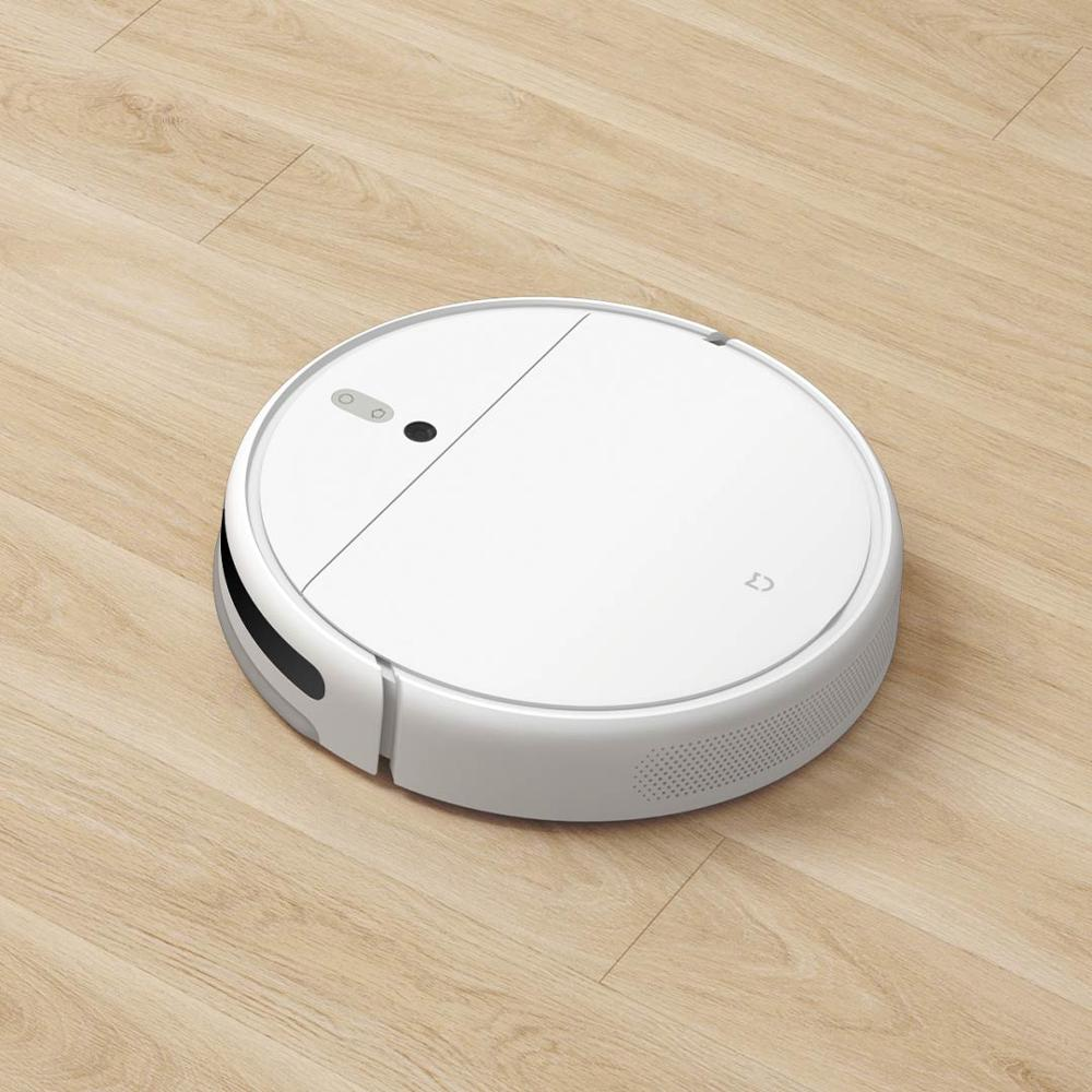 New XIAOMI MIJIA Sweeping Mopping Robot Vacuum Cleaner 1C for Home Auto Dust Sterilize 2500PA cyclone Suction Smart Planned WIFI 2