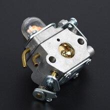 цена на 9pcs Carb Carburetor Kit Power Engine Brush Cutter Tools For Homelite Ryobi 26cc 30cc String Trimmer Parts Accessories