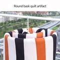 Портативная спиральная сушилка Поворотная для хранения одеяла подвесная сушилка для одежды покрывало одеяло приспособление для развешива...