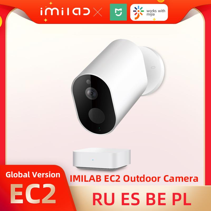 IMILAB EC2 Ip Camera 1080P HD Home Security Camera Outdoor Wifi Wireless Camera Mihome Night Vision Cctv Surveillance Camera