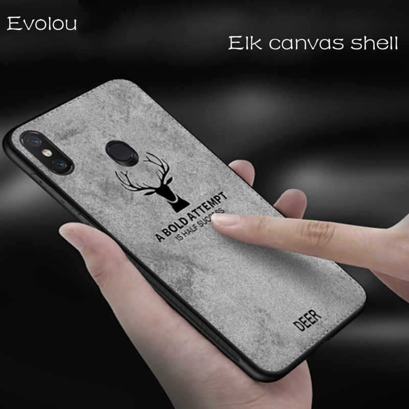 Case voor Redmi 8 8A 7A Note 8 7 6 Pro 4 5A Silicon TPU + Stof Doek Skin Back slim Soft Cover voor Redmi S2 A2 Lite K20 cover
