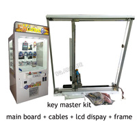 Vending Machine Key Master KIT DIY Motherboard Mainboard PCB Game board Cables Display Screen Lift Gantry Assembly