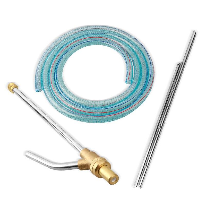 Nettoyeur haute pression M22 connecteur Kit de Tube de sablage pour Karcher 5000PSI nettoyeur haute pression pistolet à pression de sablage