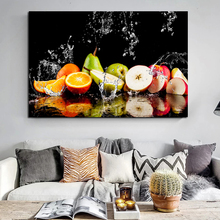 Realist Colorful Close Up Cut Half Fruit Pictures
