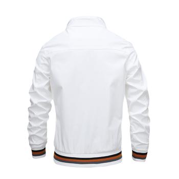 Mens Fashion Jackets and Coats New Men's Windbreaker Bomber Jacket 2020 Autumn Men Army Cargo Outdoors Clothes Casual Streetwear 2