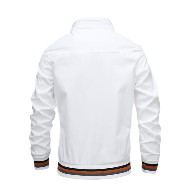 Moda de hombre chaquetas y abrigos chaquetas y cazadoras de los nuevos hombres de chaqueta Bomber cortavientos de Otoño de 2020 hombres del ejército de carga al aire libre ropa Casual Streetwear 2