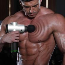 Dropshipping Massage Gun Muscle Vibration Massage Gun Body Massager Deep Tissue Percussion Deep Muscle Relaxation Pain Relief