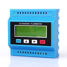 TUF-2000M DN15-100 DN50-700mm DN80-6000 DN300-6000 Digital Ultrasonic Flowmeter Module