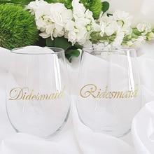 1pcs Custom Name Sticker Wedding Set Personalized Decal Invitation Seal Paper