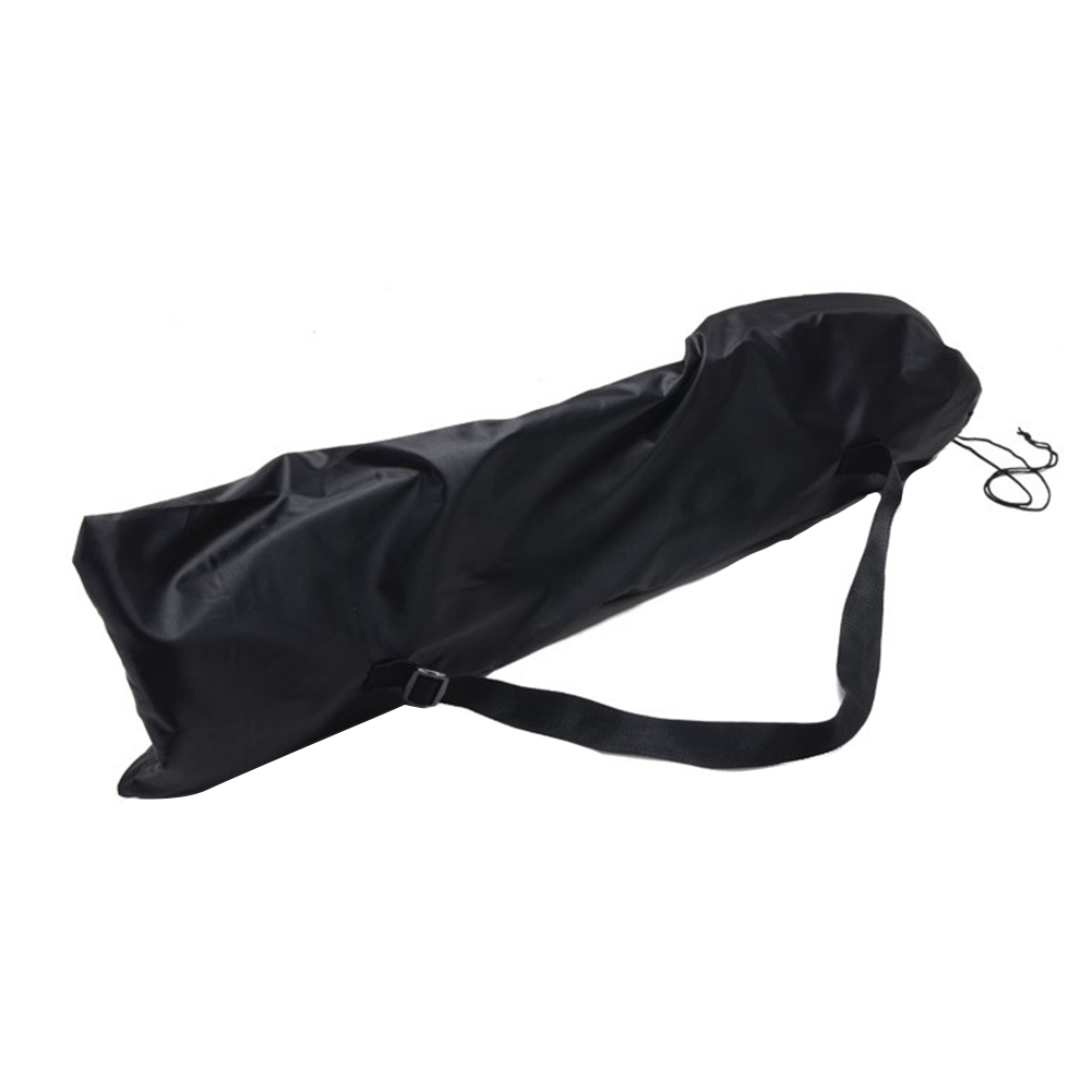 Oxford Cloth Black Longboard Backpack Storage Accessories Travel Protection Single Shoulder Waterproof Outdoor Skateboard Bag