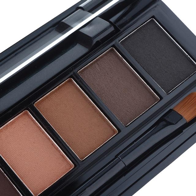 NOVO Beauty Cosmetics 10 Colors Matte Eyeshadow Palette Paleta De Sombra Nude Makeup Eye Shadow Waterproof 5
