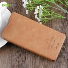 MOFI Cho Xiao Mi Mi 9 SE Bật BẰNG Da PU Silicone TPU Khe Cắm Thẻ Dành Cho Tiểu Mi mi 9SE Đứng Bao Bọc Điện Thoại Chống Sốc